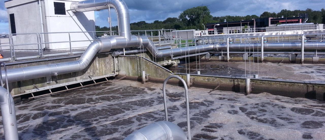 Биологические промышленные сточные воды